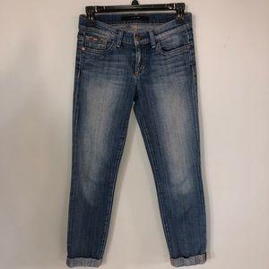 JOE'S Cigarette Skinny Jeans